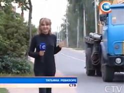 Пять лет добиваются тротуара возле школы