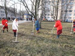 В апреле жители Минщины выйдут на большую уборку