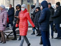Во многих странах жителям могут запретить выходить на улицу без масок