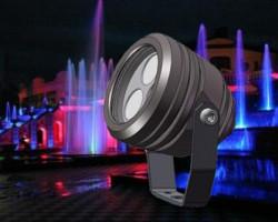 Декоративная подсветка для фонтанов