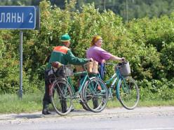 В лесу под Солигорском заблудились две женщины. В Крупском районе искали пожилых супругов