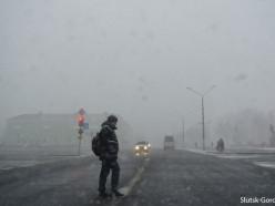 На выходных в Слуцке похолодает до -6, гололедица, возможна метель