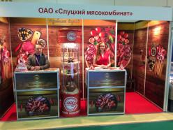 Слуцкие колбасы признаны самыми вкусными и натуральными на международном конкурсе в Москве