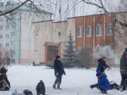 Выходные в Беларуси будут снежными