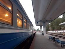 В первые дни ноября поезда из Солигорска и Слуцка будут следовать по измененному графику