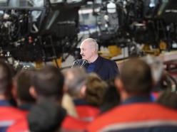 Лукашенко рассказал об отношении к своим конкурентам на выборах