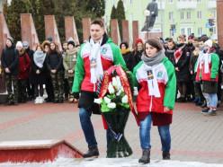 30 января участники «Звездного похода» посетили Слуцк