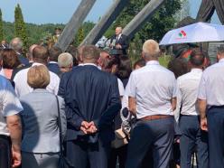 Лукашенко: главная задача - защитить страну, а фашизм под знаменем демократии не пройдёт