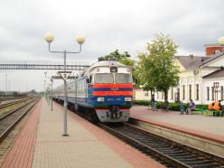 Из Солигорска в Слуцк начал ходить дополнительный вечерний поезд