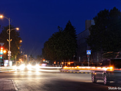 Да будет свет: на главных улицах города включат фонари