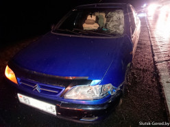 На трассе Р23 в Слуцком районе насмерть сбили пешехода, разыскиваются очевидцы (обновлено)
