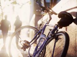 С наступлением весны в Слуцке участились кражи велосипедов