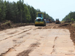 «Славкалий» приступил к строительству железнодорожного пути от ж/д станции Уречье к Нежинскому ГОК