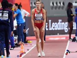 Уроженка Слуцка заняла 5-е место на чемпионате мира по лёгкой атлетике