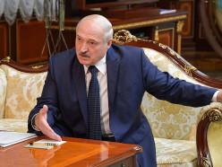 «Пособник террористов и российских оккупантов». Александра Лукашенко внесли в базу «Миротворца»