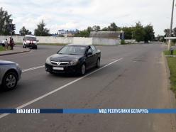 В Слуцке машина сбила 7-летнего мальчика