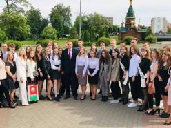 Премиями спецфонда Президента поподдержке одаренных учащихся и студентовпоощрены1013 человек
