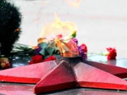 День Победы 9 мая в Слуцке. Фото