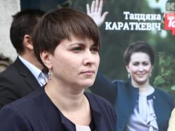 Татьяна Короткевич второй раз выступила на телеканале