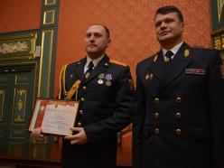 По результатам работы награждены участковый и начальник ООПП Слуцкого РОВД
