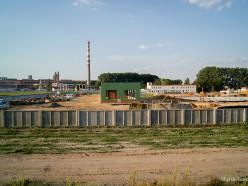 Строительство дрожжевого завода в Слуцке идёт по графику