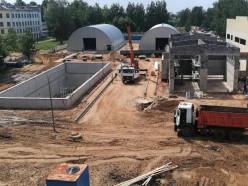 Новый пляж и котельная — в Слуцке проходит обновление города