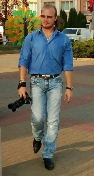 Дмитрий Москвин - фотограф, дизайнер, видеограф