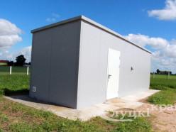 В Заполье и Знамя Слуцкого района начали работать станции обезжелезивания воды