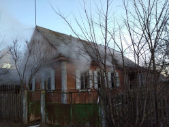 Сразу два пожара в Слуцком районе. В одном из них погиб человек