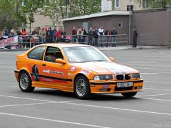2 мая в Слуцке прошёл первый этап чемпионата по скоростному маневрированию