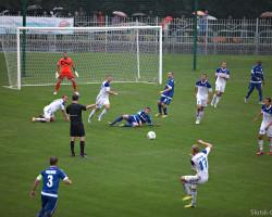 Открытие стадиона и 0:0 с «Динамо-Минск»