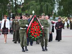 День Независимости в Слуцке. Празднование