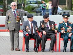 В Слуцком районе осталось 339 ветеранов