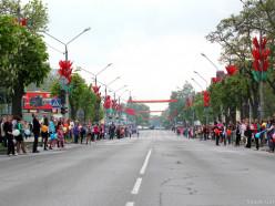 9 мая в центре Слуцка ограничат движение транспорта