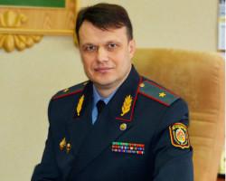 Александр Ковальчук, начинавший работу в слуцком уголовном розыске, стал начальником милиции Минской области