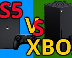 Сравнение Характеристик PS5 и XBOX Series X