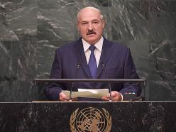 Лукашенко с трибуны ООН обвинил Запад в хамстве, лжи и преступлениях против человечности
