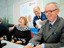 МТС открывает в Слуцке учебный класс по компьютерной грамотности для пожилых людей
