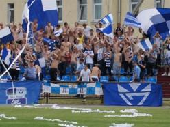 Фанаты десятка белорусских клубов отказались посещать футбол - среди них «Слуцк» и «Шахтёр»