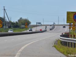 Открылось движение по автодороге Р23 «в объезд Слуцка». Но не везде