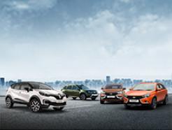 В Слуцке пройдёт большой тест-драйв внедорожников Renault и LADA