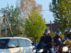 С 20 по 30 апреля ГАИ займётся профилактикой аварий с мотоциклистами