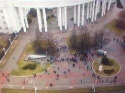 БЕЛТА: несанкционированная уличная акция в Минске не нашла поддержки в обществе (обновлено)