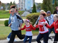 В Слуцке проходит большой спортивный праздник от «Гаранта»