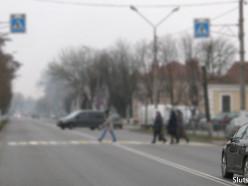 До 24 февраля ГАИ проводит акцию «Пешеход»