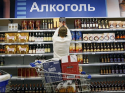 Сняты ограничения по продаже спиртного