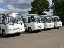 Автопарк пополнился новыми автобусами