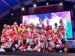 Слуцкий ансамбль «Акварель» стал победителем международного конкурса