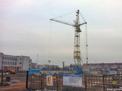 В Слуцке строится арендный дом