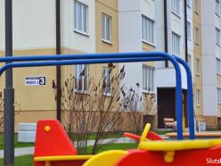 Распределены квартиры в арендном доме, случчане уже заселяются